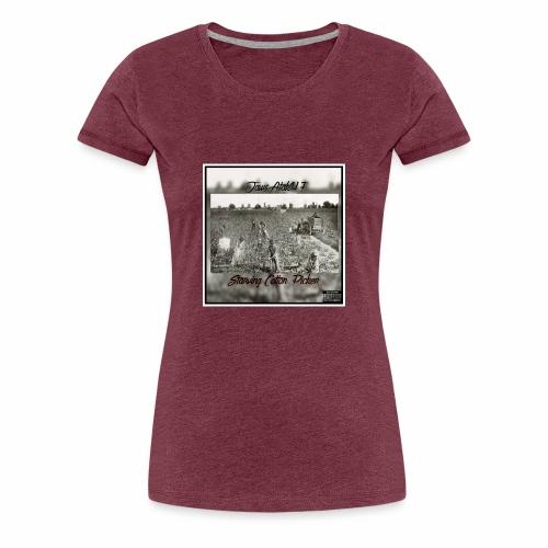 Jawscotton picker album cover - Women's Premium T-Shirt