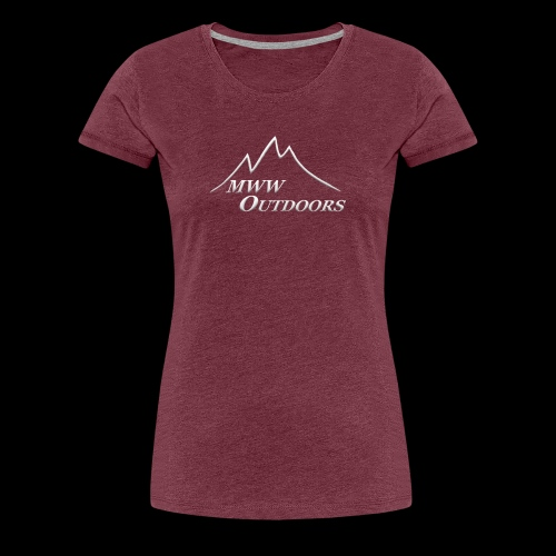 MWW Outdoors Merchandise - Women's Premium T-Shirt