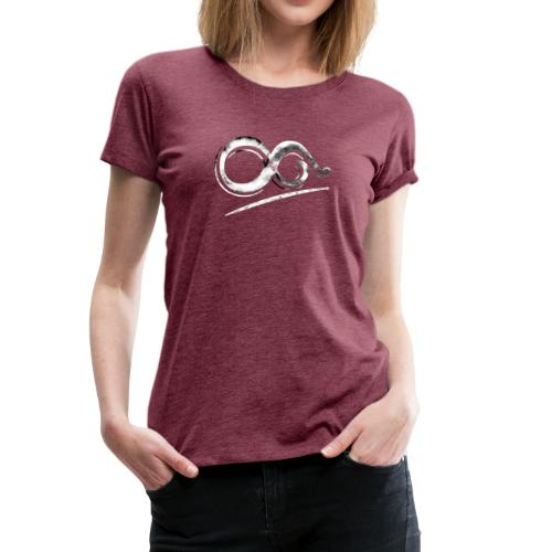 Infinity Path Towards the Limits Without Borders - Women's Premium T-Shirt