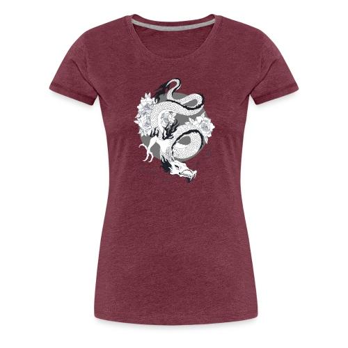 dragoneese - Women's Premium T-Shirt