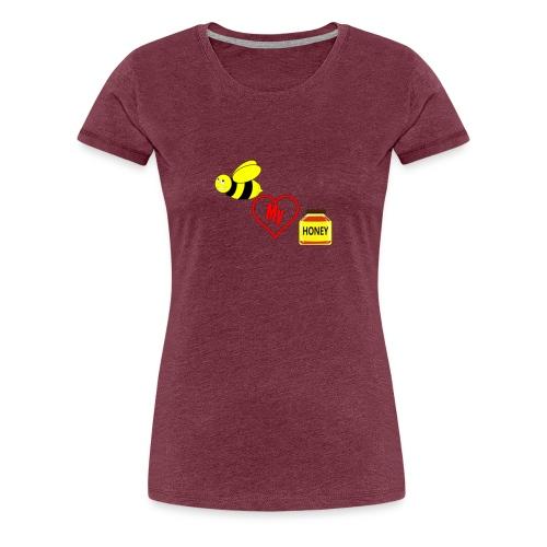 Be my honey - Women's Premium T-Shirt