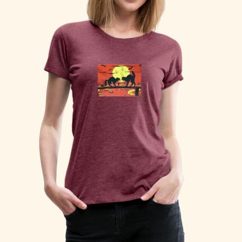Sunsets in erie - Women's Premium T-Shirt