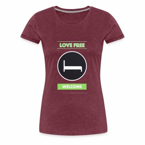 Free Hotel - Women's Premium T-Shirt