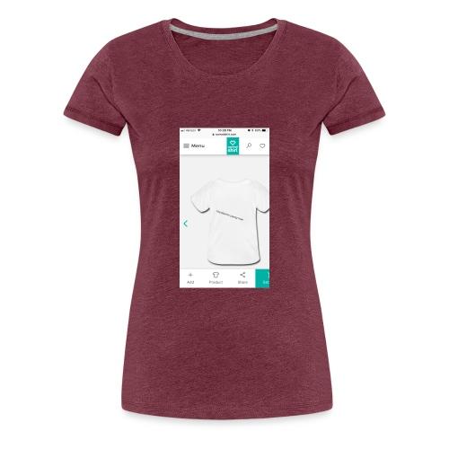 Handsome boy - Women's Premium T-Shirt