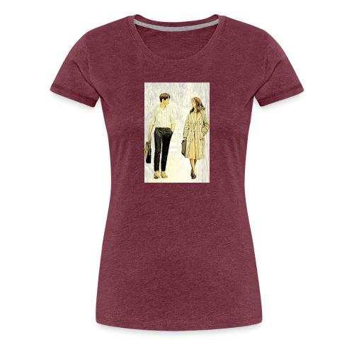 Hammurabi - Women's Premium T-Shirt
