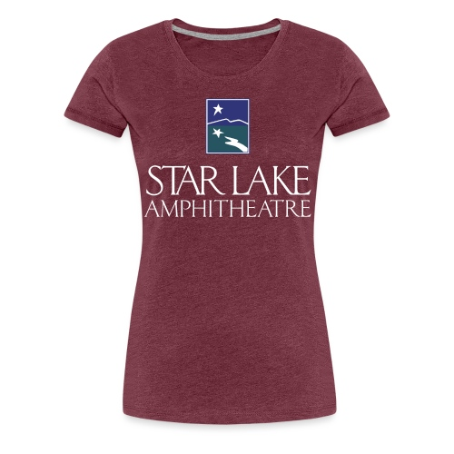 Star Lake on Color - Women's Premium T-Shirt