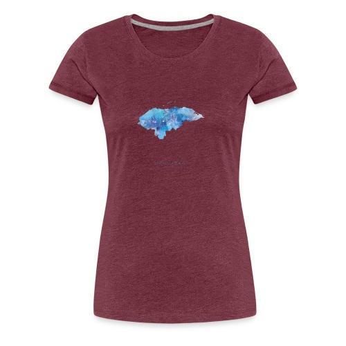 Honduras - Women's Premium T-Shirt