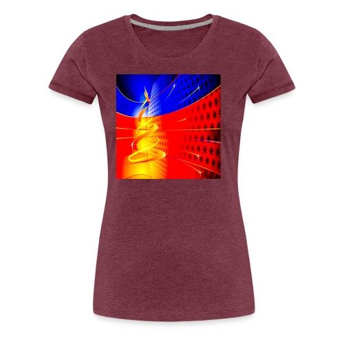 3472 Holiday Christmas 62 - Women's Premium T-Shirt