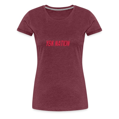 YA BOI KADEN CHRISTMAS MERCH!!! - Women's Premium T-Shirt