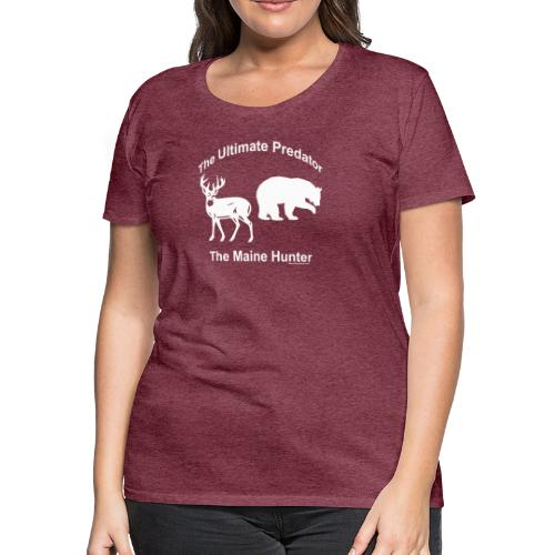 Ultimate Predator - Women's Premium T-Shirt