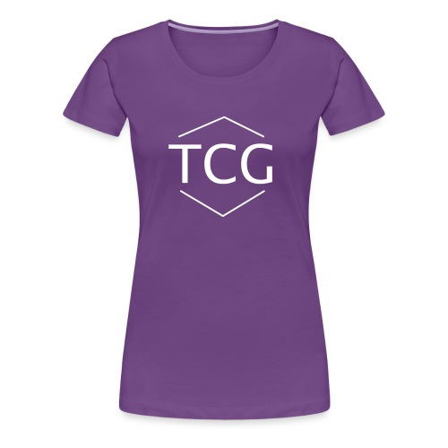 Simple Tcg hoodie - Women's Premium T-Shirt