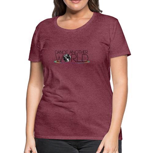 DAW logo transparent - Women's Premium T-Shirt
