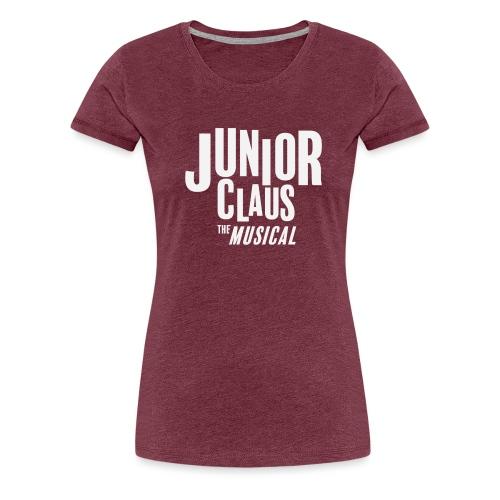 Junior Claus - Women's Premium T-Shirt