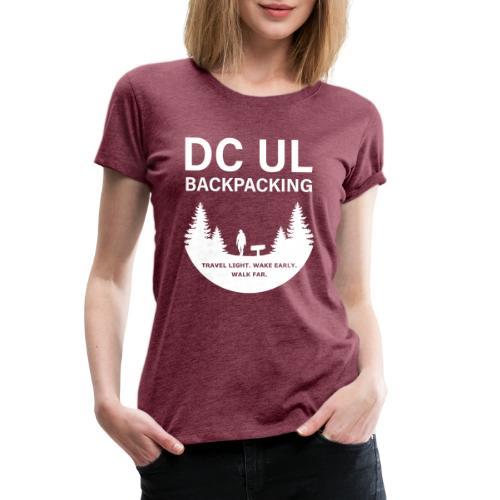 Travel Light - Women's Premium T-Shirt
