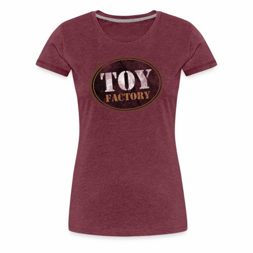 Toy Factory - Women's Premium T-Shirt