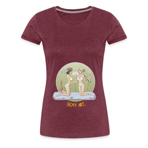 Seduction - Women's Premium T-Shirt