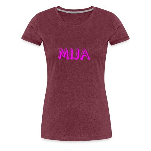 Mija - Women's Premium T-Shirt