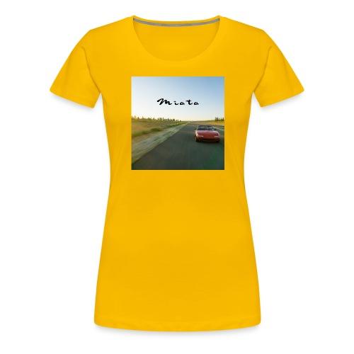Miata Zen - Women's Premium T-Shirt