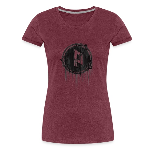 Problematic HipHop - Women's Premium T-Shirt