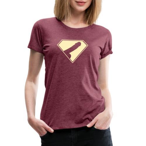 Supercock 1 - Women's Premium T-Shirt