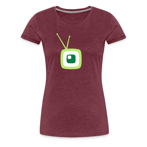 revision3 bug - Women's Premium T-Shirt