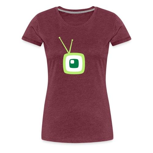 revision3 bug - Women's Premium T-Shirt