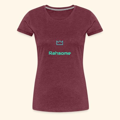 CB2A0BDA DEEE 41F2 A806 88966D3B180D - Women's Premium T-Shirt
