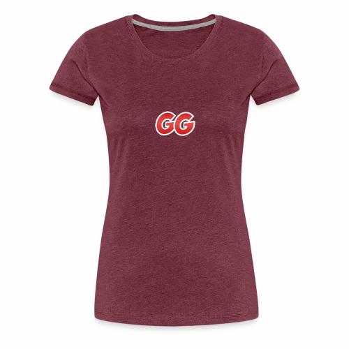 GG {Good Game} - Women's Premium T-Shirt