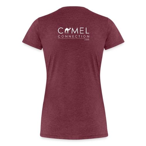 Camel Mandala - Women's Premium T-Shirt