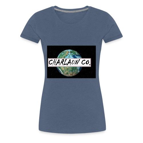 CHARLAUN CLOTHING COMPANY - Women's Premium T-Shirt