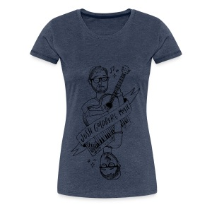 Josh Goldberg Music - Women's Premium T-Shirt