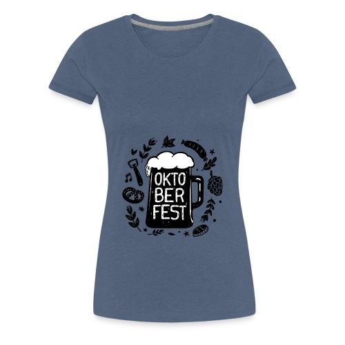 Oktoberfest - Women's Premium T-Shirt