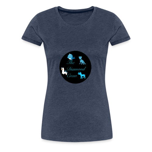 The Diamond Crew - Women's Premium T-Shirt