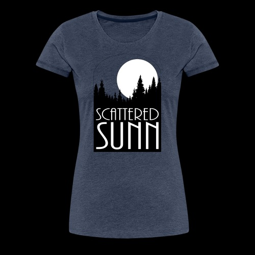 SUNN bw - Women's Premium T-Shirt