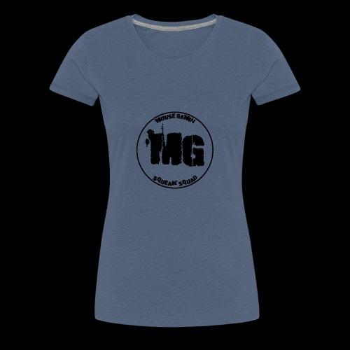 Mouse Gamin Deluxe - Women's Premium T-Shirt