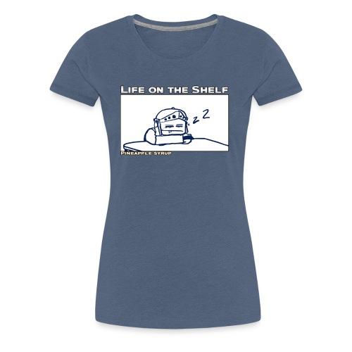 Tired Henry - Women's Premium T-Shirt