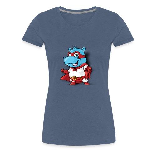 HippoPlays Official Merch - Women's Premium T-Shirt