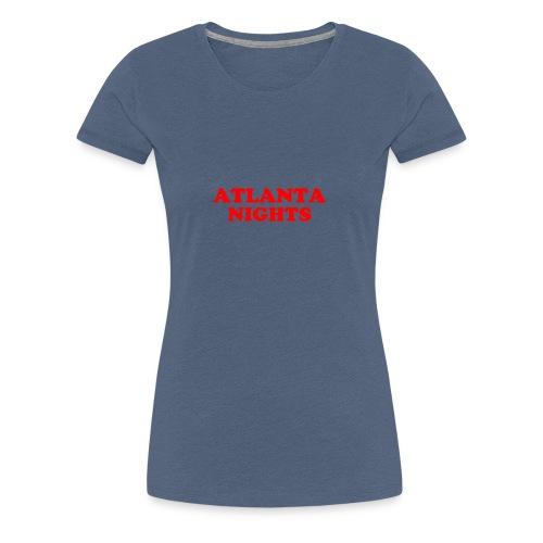 ATL NIGHTS - Women's Premium T-Shirt