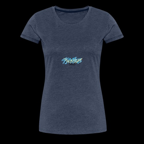Vinn Chicago Design - Women's Premium T-Shirt