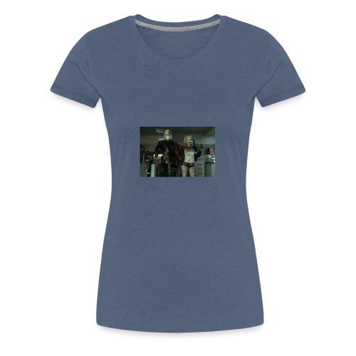 bg 10 - Women's Premium T-Shirt