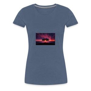 Tree of Sunlight - Women's Premium T-Shirt