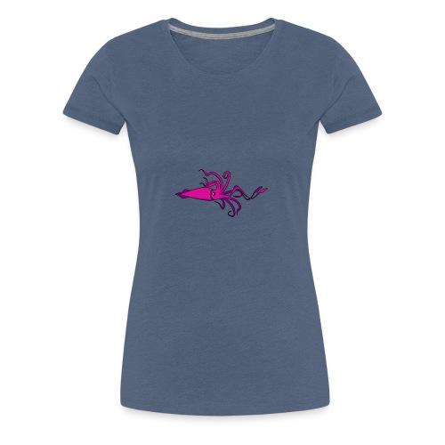 Squid Squad - Women's Premium T-Shirt
