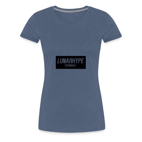 Basic Tutorials T-Shirt - Women's Premium T-Shirt