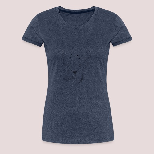 NB cthulhu - Women's Premium T-Shirt