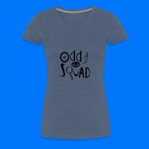 odd gear - Women's Premium T-Shirt