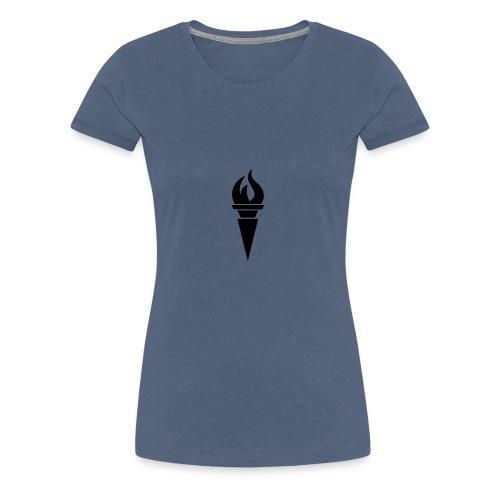 Lark Visuals Logo - Women's Premium T-Shirt