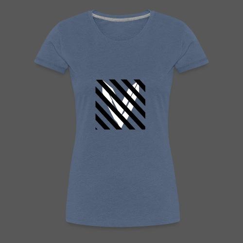 THE V - Women's Premium T-Shirt