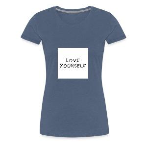 loveyourself - Women's Premium T-Shirt
