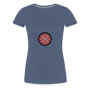 logo spiritual circle - Women's Premium T-Shirt