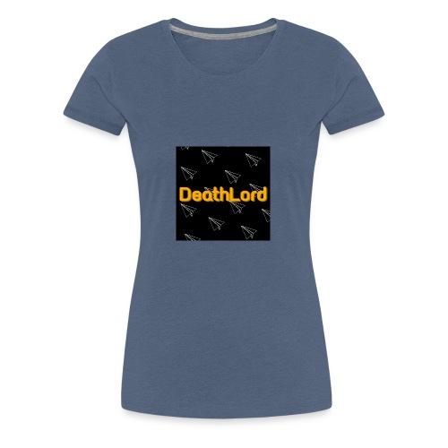 DeathLord Mug Limited Edtion - Women's Premium T-Shirt